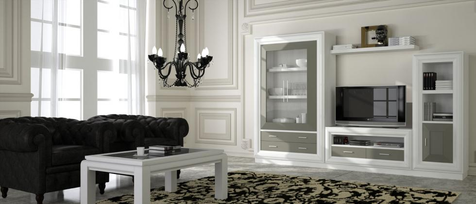 Muebles de estilo colonial blog de for Muebles estilo contemporaneo moderno